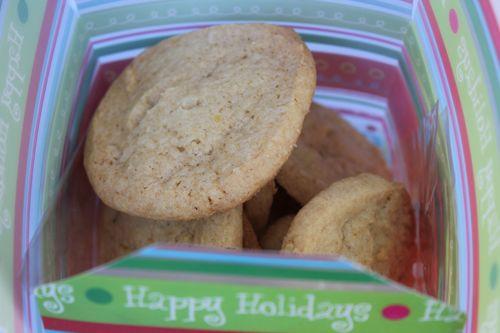Mom's Cooking Club: Lemon Icebox Cookies.....Week 5 of The 12 Weeks ...