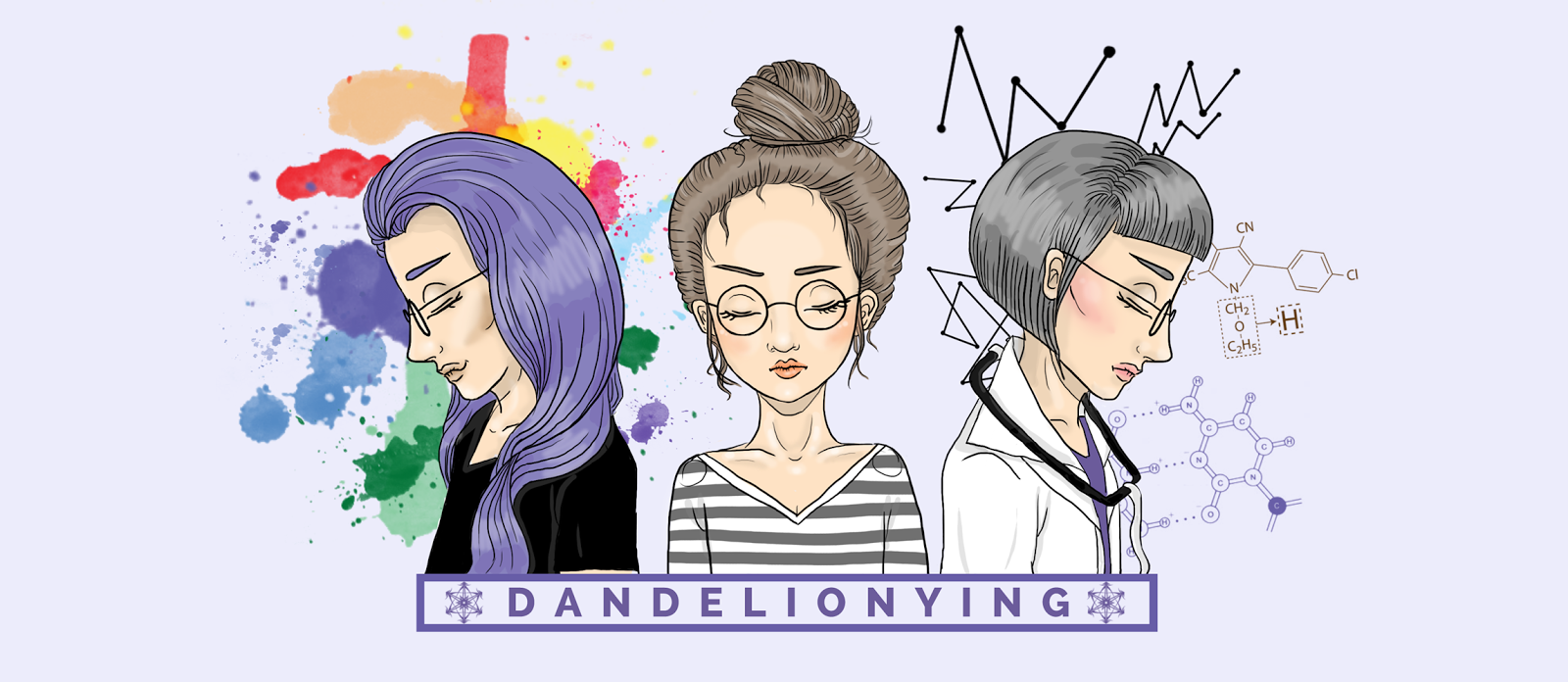 Dandelionying|  蒲公英的约定