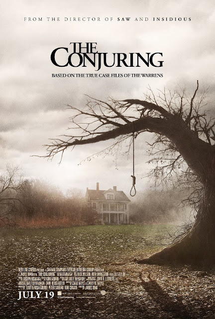 THE CONJURING movie poster (allegedly, All rights reserved by HDHL on Flickr)