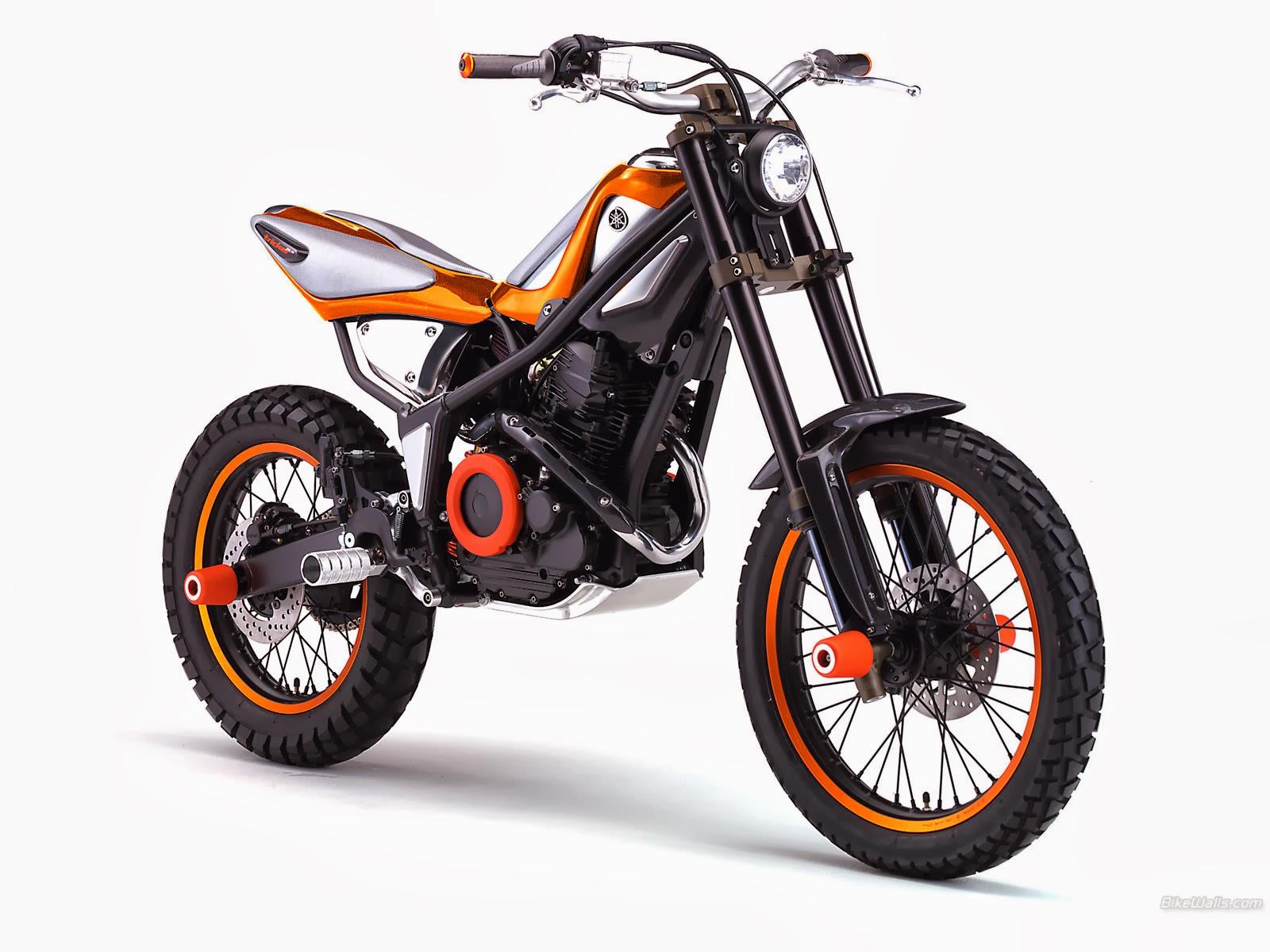 Yamaha Motor Yamaha Tricker Pro Modelleri