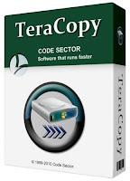 النسخة الاخيرة البرنامج الرائع TeraCopy