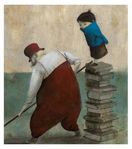 Ilustração de Pablo Auladell