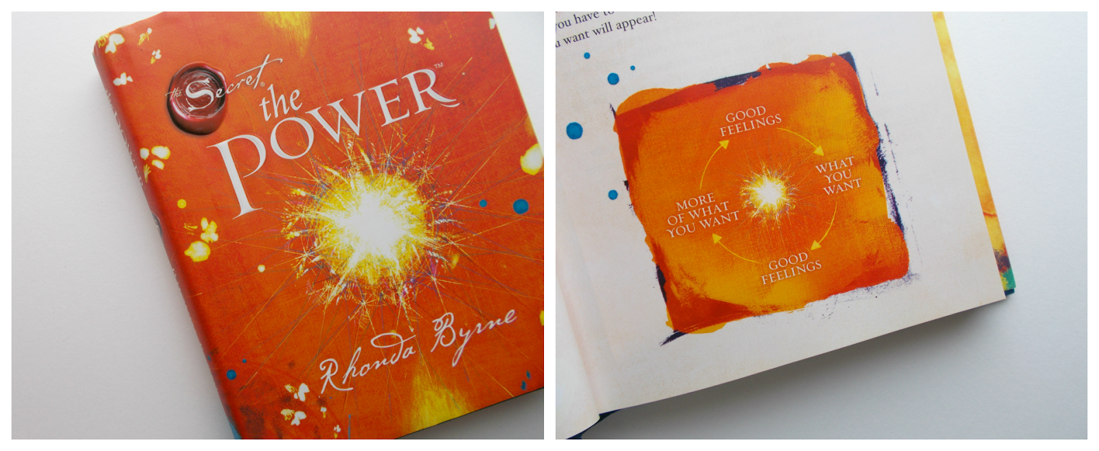 the secret the power book rhonda byrne favourites blog