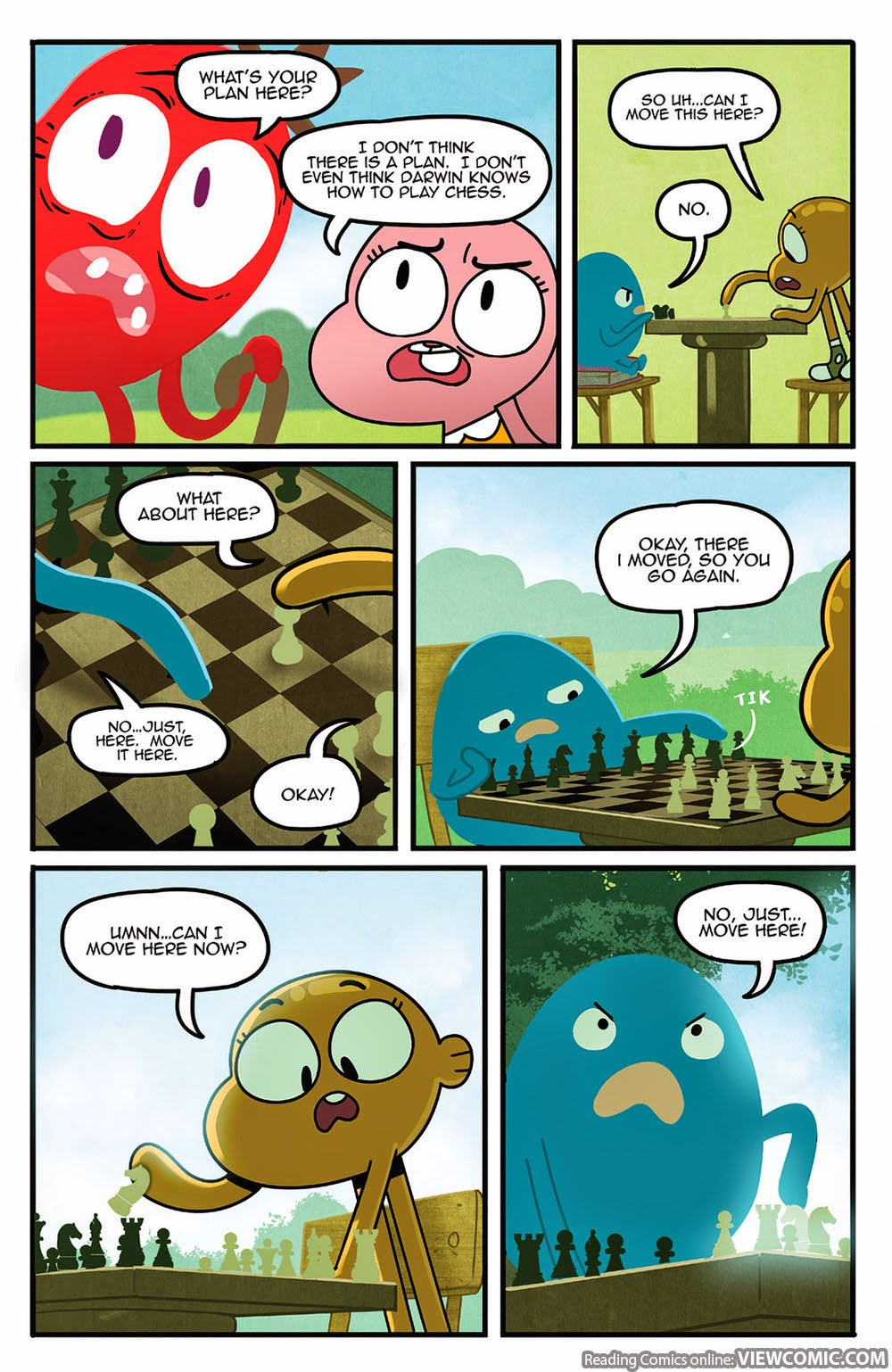 the amazing world of reading The amazing world of gumball is a series of books published beginning in may 2014.