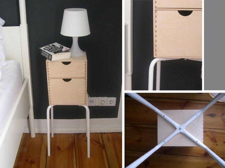 IKEA Stool Marius DIY