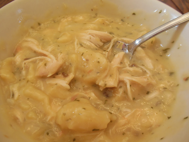 skinny recipes crock pot chicken and dumplings