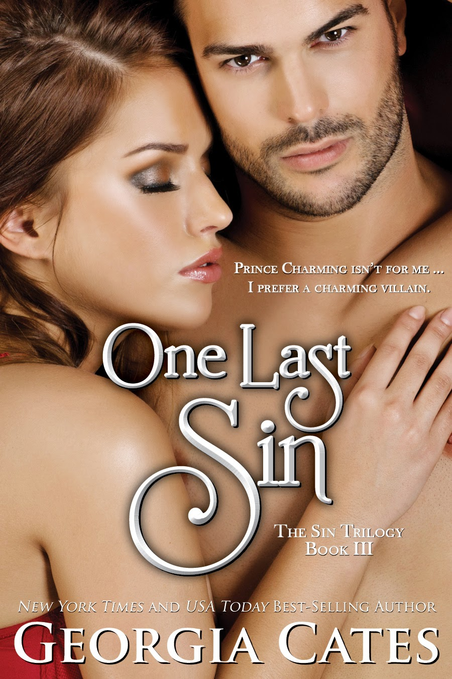 Cover Reveal: One Last Sin by Georgia Cates