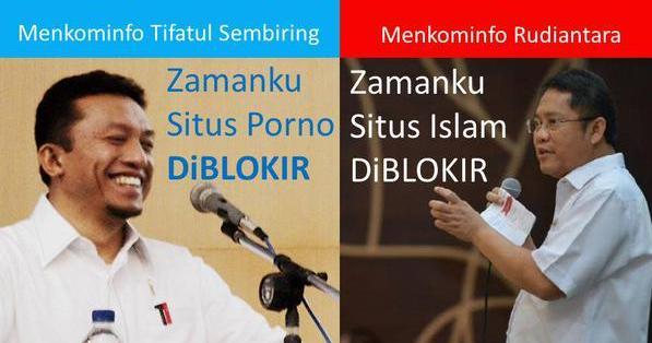 BNPT Keok Berdebat Alasan Pemblokiran Situs Islam