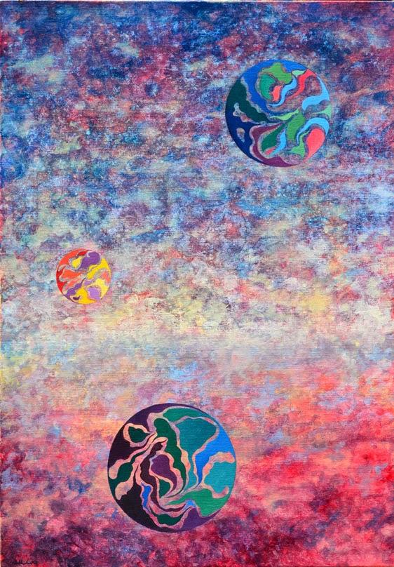http://kathrynbrimblecombeart.blogspot.com.au/2014/03/shared-landscapein-multiverse.html