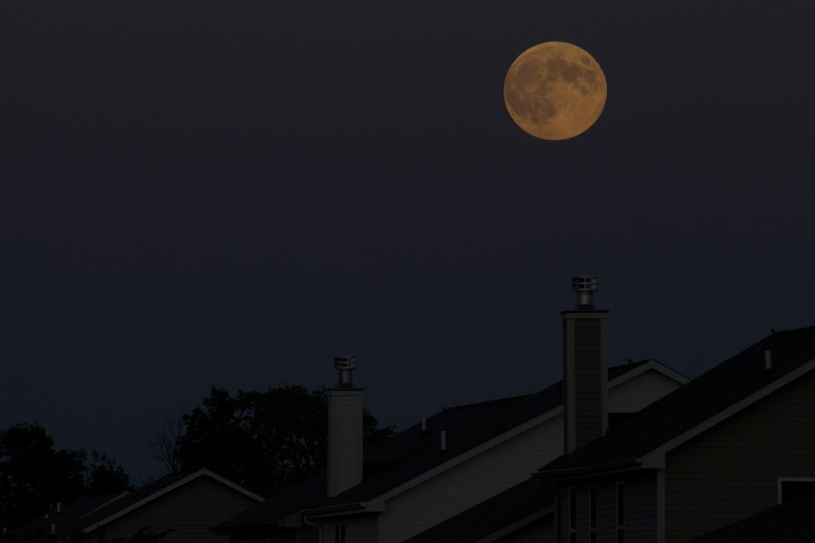 supermoon september 2014