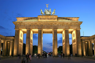 The Brandenburg Gate| Where to go in Berlin - Travel Europe Guide