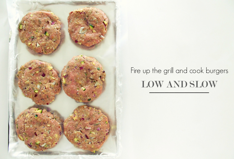 Loaded Turkey Burger Recipe, Boone+Owl, Boone and Owl, Turkey burger, burger recipe, turkey burger recipe