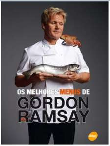 Os melhores Menus de Gordon Ramsay