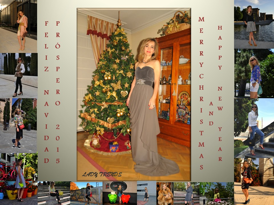 Merry Christmas Lady Trends 2014