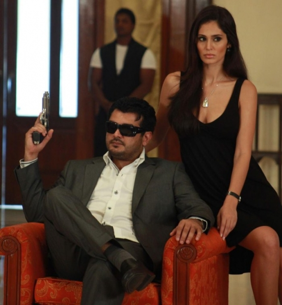 Billa II Movie Stills