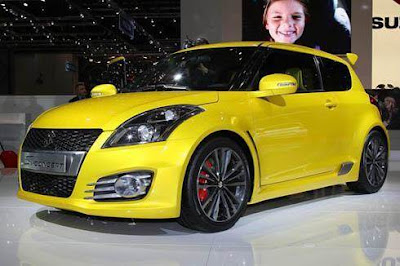 Suzuki Swift Sport Concept