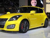 Ini Dia Mobil Konsep Suzuki Swift Sport