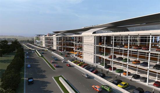 Mall Autopia Europia penjualan mobil terbesar 6