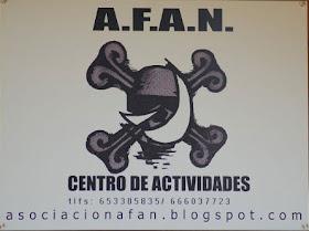 CENTRO DE ACTIVIDADES AFAN