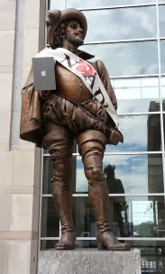 Sir Walter Raleigh at the NC3ADL Conference