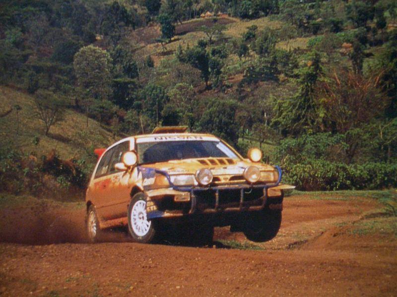 Nissan Pulsar Sunny GTi-R N14 日産 日本車 ホットハッチ スポーツカー rajdy rally
