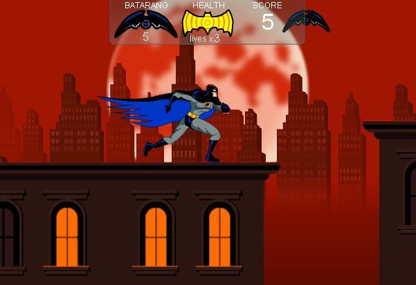Batman oyna batman kötü adam oyunu betmen