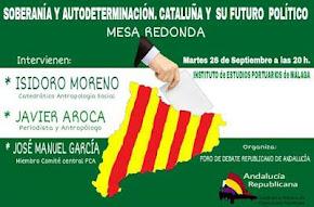 Acto por la soberanía y autodeterminación de Cataluña