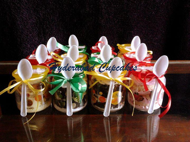 Cake Jar Designs : Hyderabad Cupcakes - Custom Designer Fondant Cakes ...