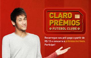 """Promoção """"Desafio Claro"""" – Claro Prêmios"""