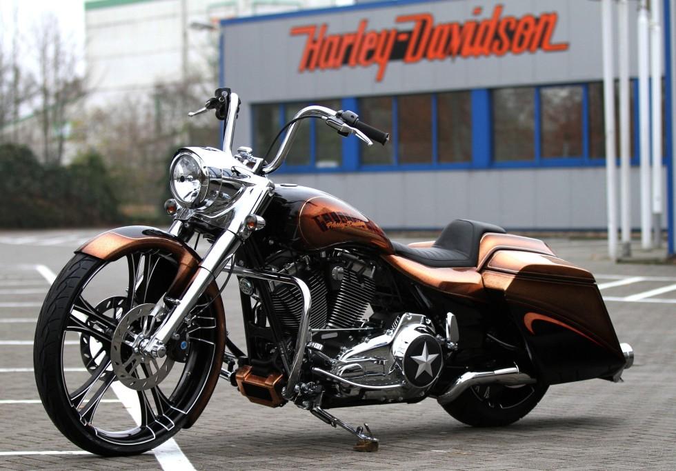 Expresslite Harley Davidson Thunderbike Projects