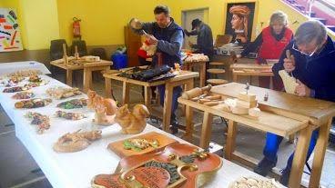 La scuola Intaglio Melezet al Jumelage au Printemps des Arts 2013