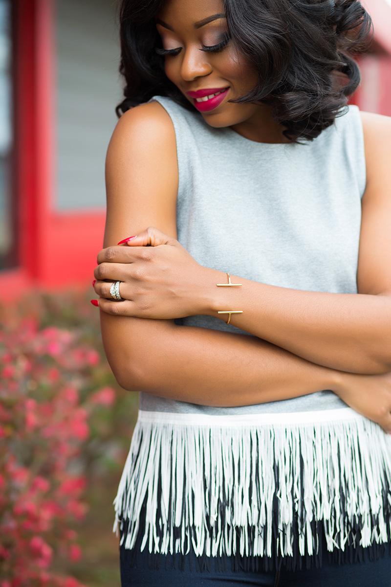 JCrew fringe top on www.jadore-fashion.com