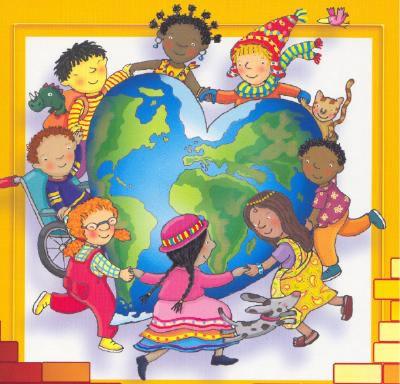 Girotondo di tutto il mondo racconti fiabe filastrocche for Immagini del mondo per bambini