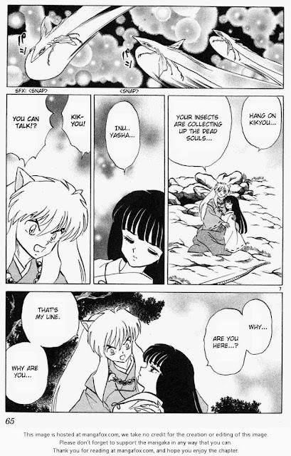 inuyasha manga 49: