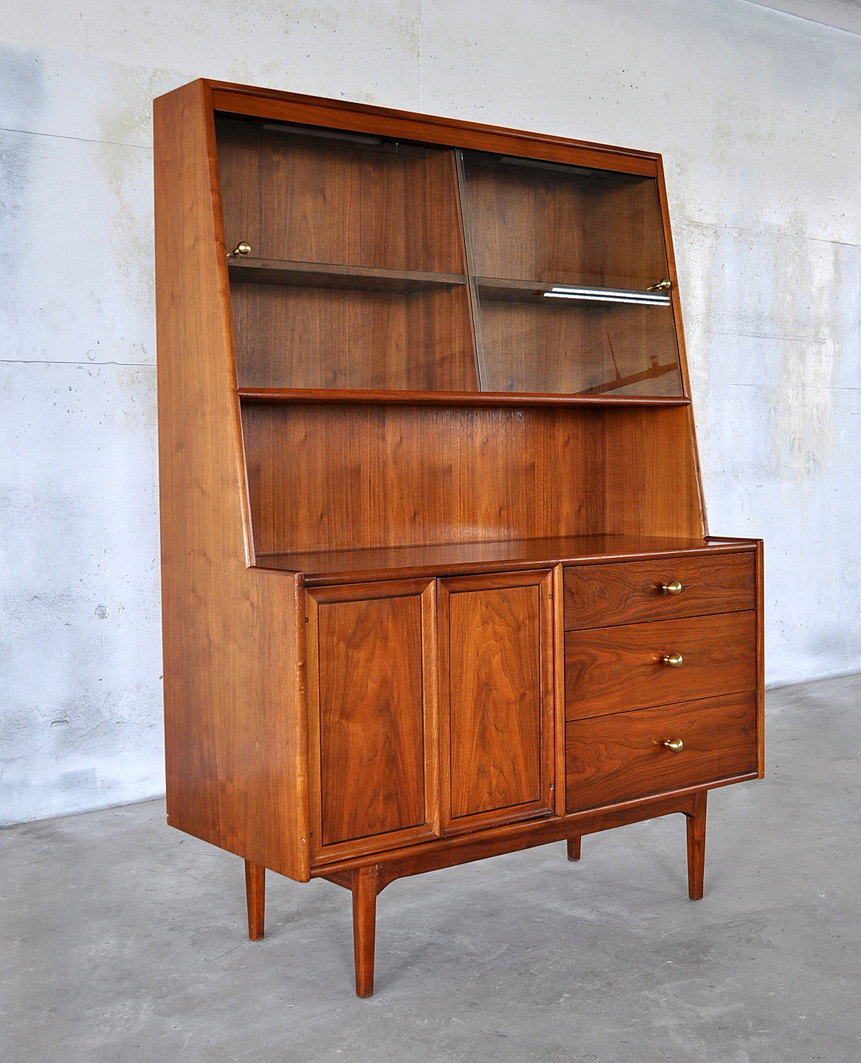 Captivating Mid Century Modern Dining Room Hutch Selectmid Century Modern. Mid ...