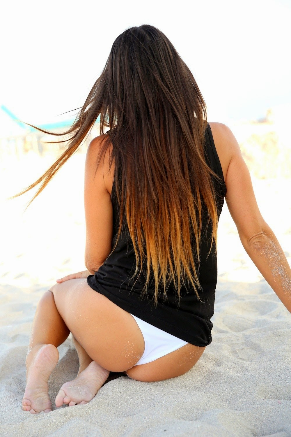 Claudia Romani Hot Bikini HQ Photoshoot