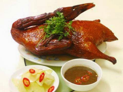 Roasted Duck - Vịt Quay