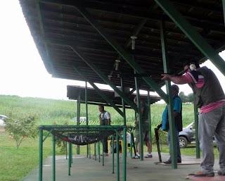 6ª etapa do Campeonato Brasileiro de Trap Americano 2013 - Tiro ao Prato - Tiro Esportivo
