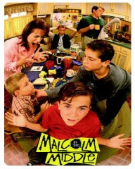 Malcolm El De Enmedio Temp 1 | 3gp/Mp4/DVDRip Latino HD Mega