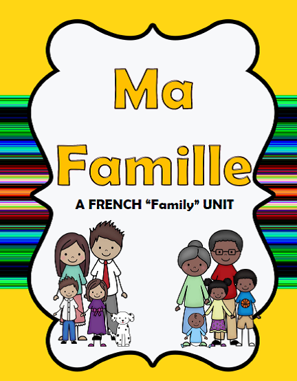 http://www.teacherspayteachers.com/Product/La-famille-A-French-family ...