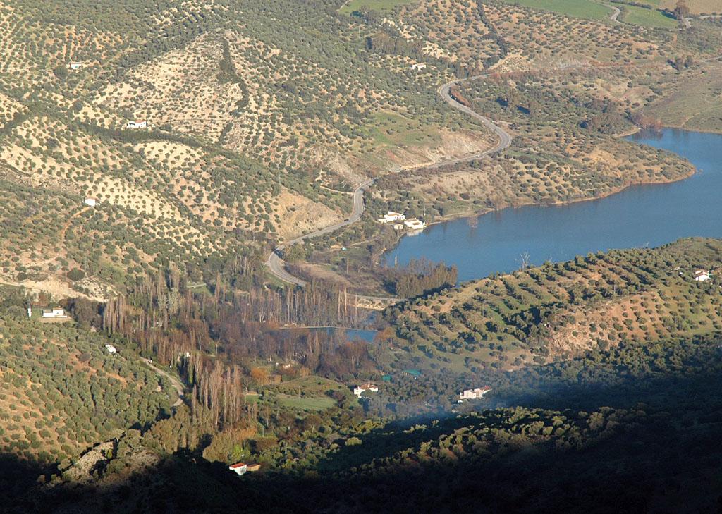 Senderismo el tercer tiempo ladera noroeste del cerro - Altos del toril ...