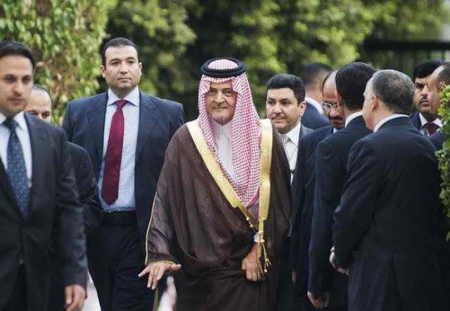 Saudi Arabia is behind the effort to destroy Syria