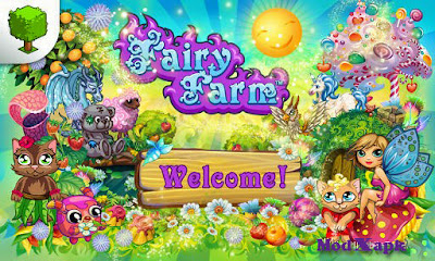 Fairy Farm 2.5.2 APK Mod (Unlimited Coins & Gems)