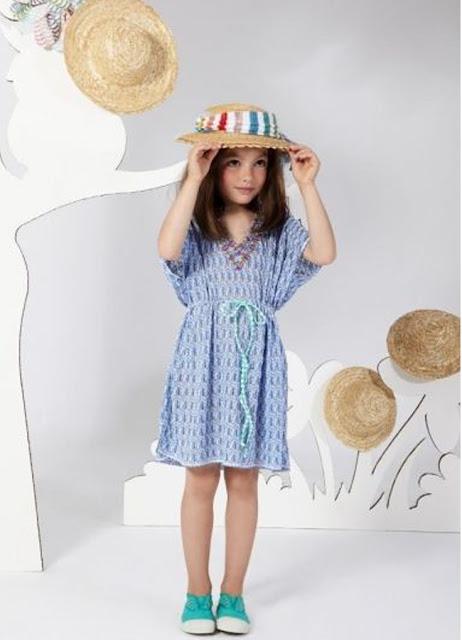 Túnica niña #Missoni