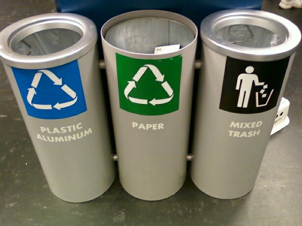 What are some ways to keep the environment clean?