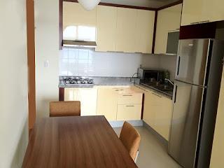 Nhà bếp căn hộ Morning Star