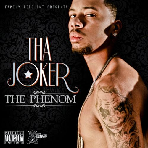 Tha Joker - The Phenom Cover