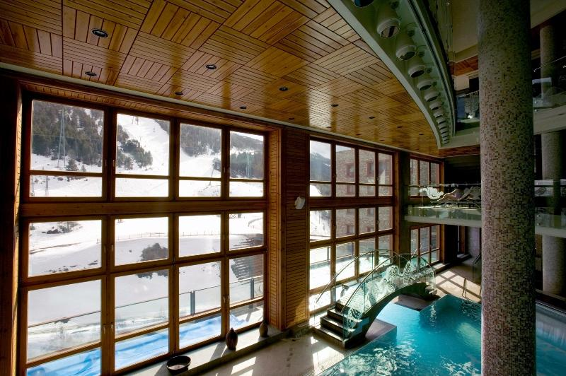 Me and the beauty luxury nieve de lujo en el sport hotel - Sport hotel hermitage and spa ...