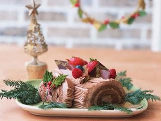 christmas Cake Images