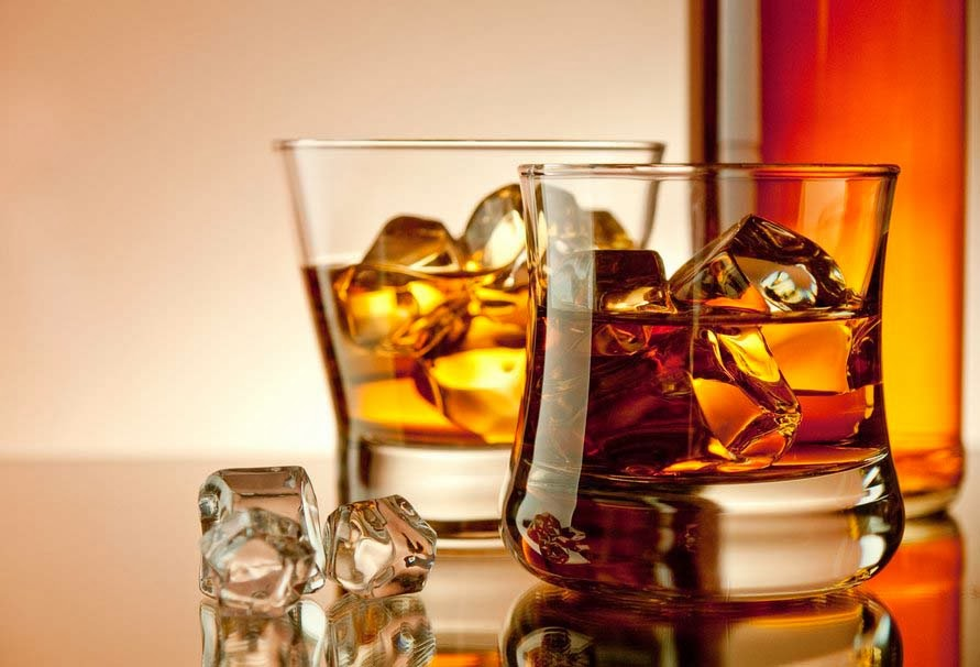 whiskey-drink-alcohol-ice-wallpaper